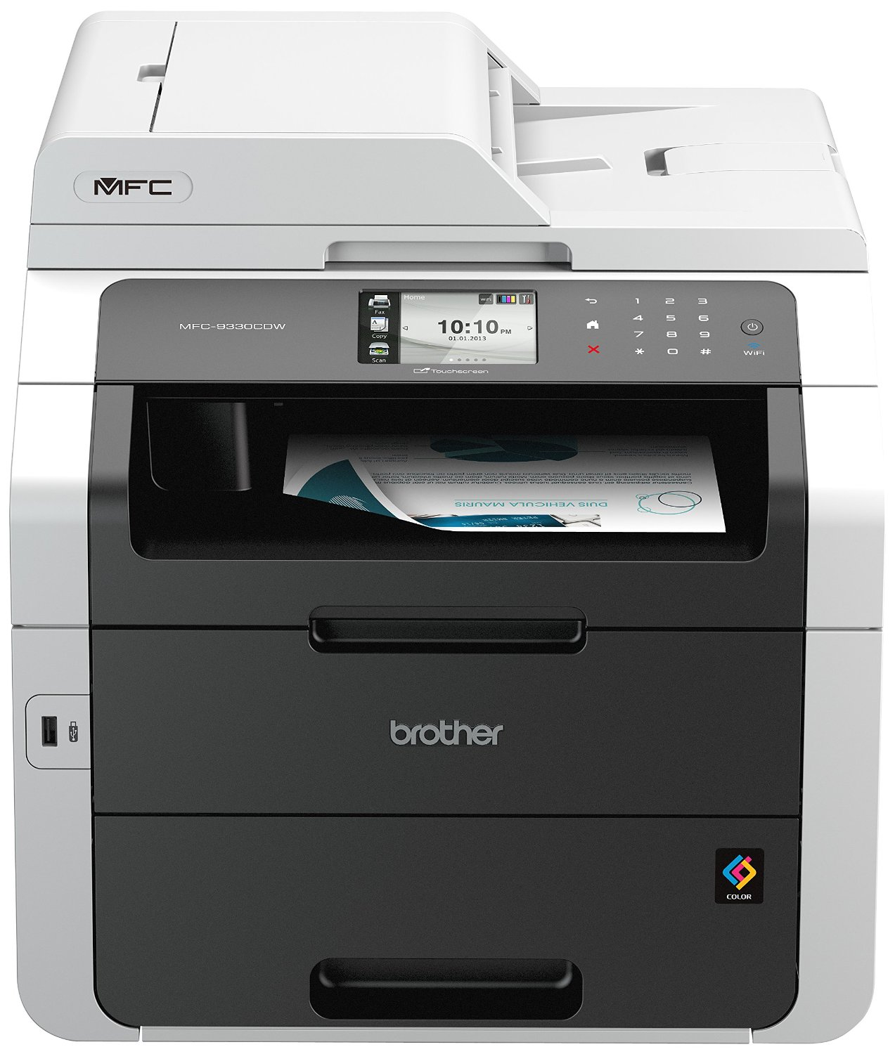 imprimante laser Brother MFC-9330CDW