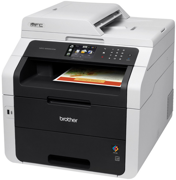 brother MFC 9330CDW 4
