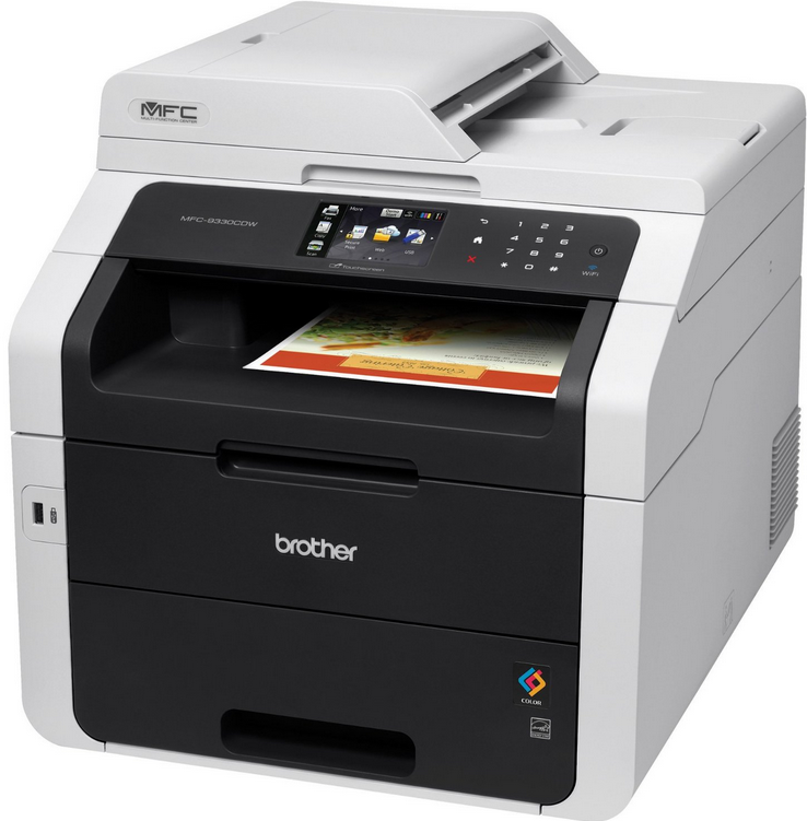 Imprimante Laser Couleur WiFi Brother MFC-9330-CDW