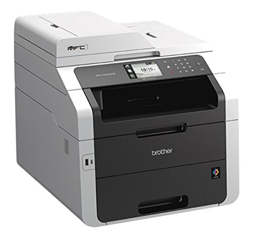 Imprimante Laser Couleur WiFi Brother MFC-9340-CDW
